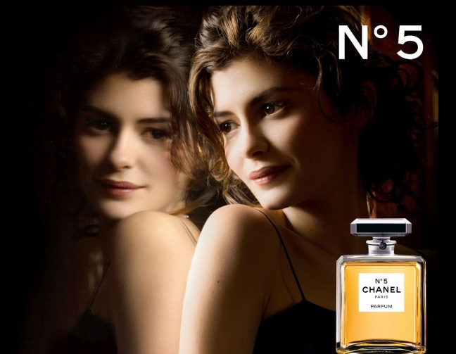 Audrey Tautou Presents Chanel No. 5 by Chanel for Women 1 (3)