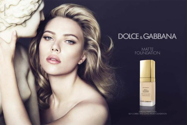 Scarlett-Johansson-shot-by-MertMarcus-for-the-DolceGabbana-Perfect-Matte-Liquid-Foundation-ad-campaign