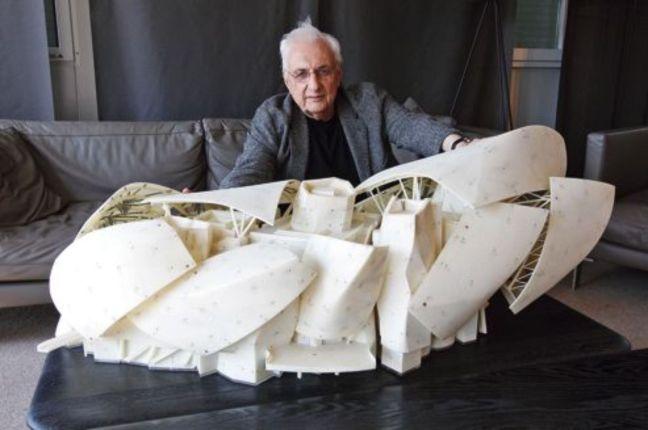 mgluxurynews Frank Gehry Fondation