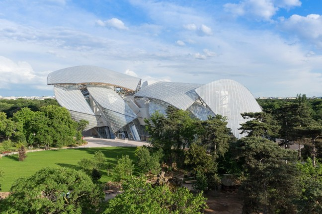 mgluxurynews Louis Vuitton Fondation LVMH