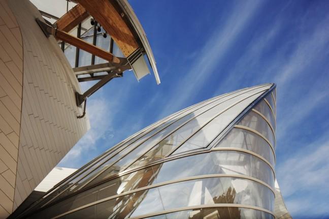 mgluxurynews LV Fondation Frank Gehry