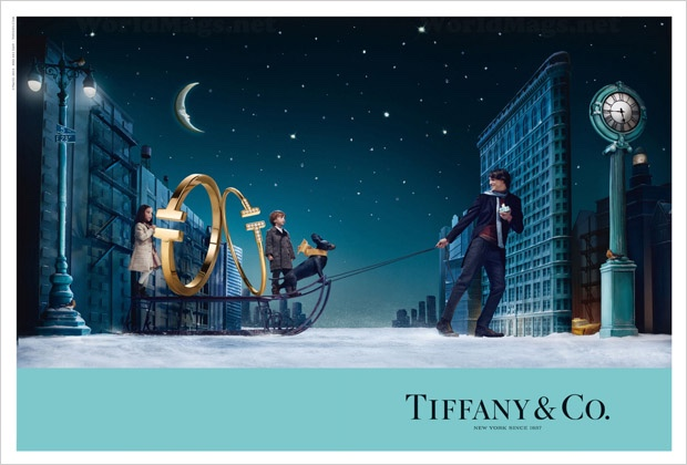 mgluxurynews Tiffany Christmas campaign 2014 love and jewels