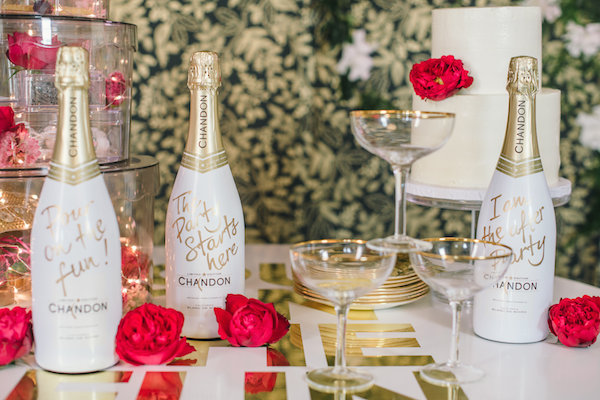 mgluxurynews Chandon Limited edition Christmas bottles