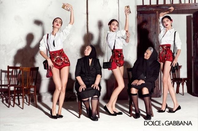 mgluxurynews Dolce & Gabbana 2015 summer Ad Campaign 1