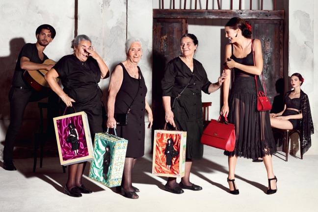 mgluxurynews Dolce & Gabbana 2015 summer Ad Campaign traditional spain