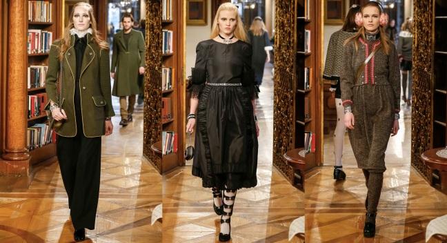 www.mgluxurynews.com Chanel Salzburgo Muses
