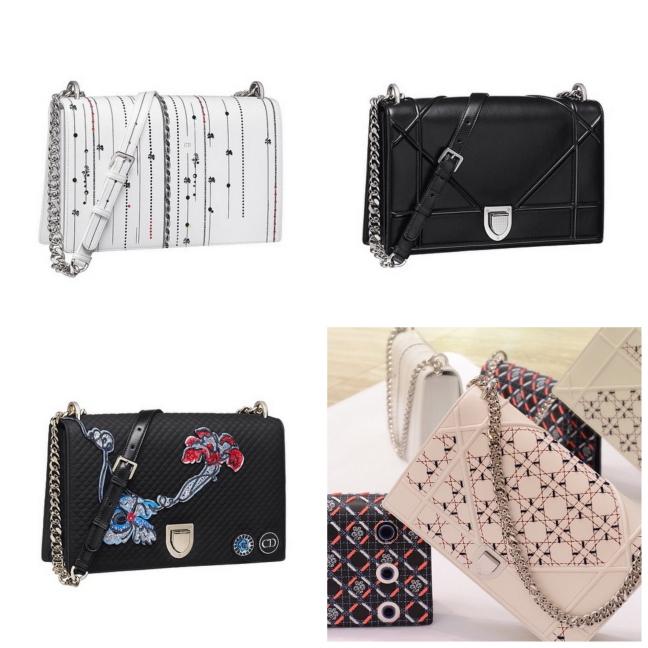 mg luxury news Lauren Diorama Dior handbags