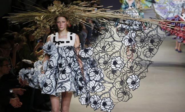 mgluxurynews Viktor & Rolf Haute Couture Spring:Summer 2015 show