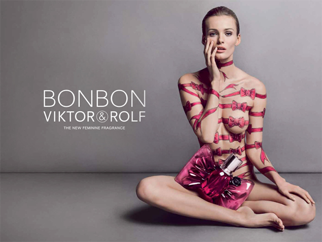 mgluxurynews Viktor & Rolf leave ready to wear BonBon L'Oreal fragrance