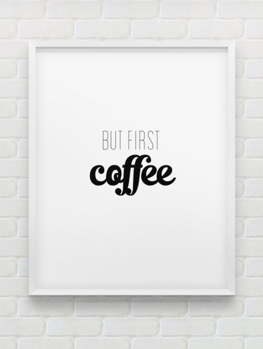 mgluxurynews coffee first