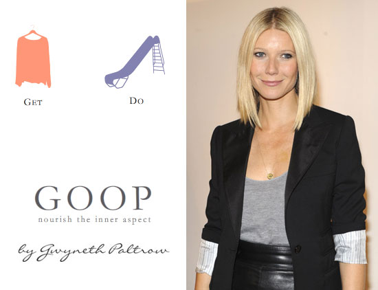 mgluxurynews Goop by Gwyneth Paltrow