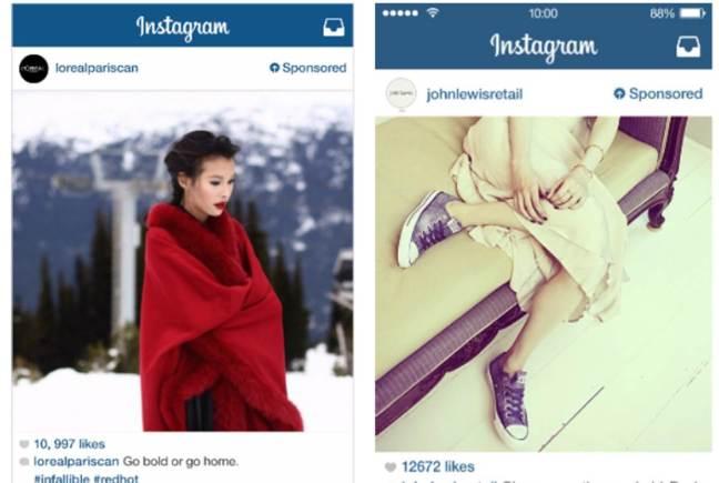 mgluxurynews Instagram Ads examples