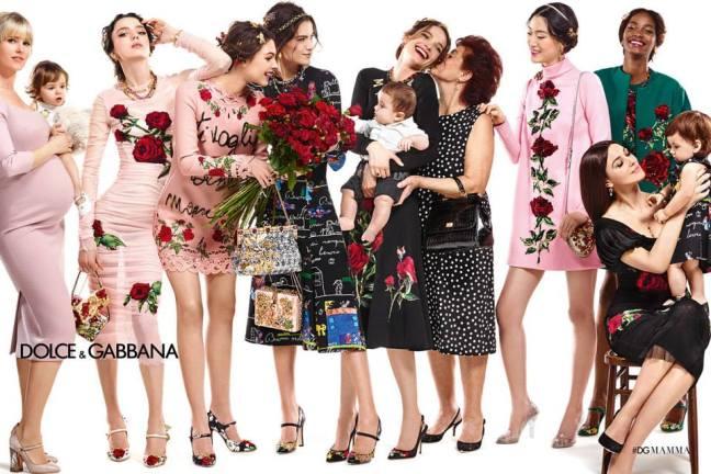 mgluxurynews Dolce & Gabbana La famiglia