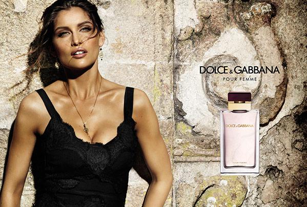 mgluxurynews Laetitia Casta for Dolce & Gabbana