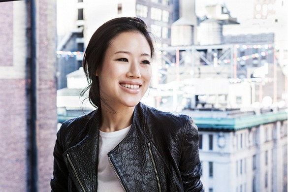 mgluxurynews Alicia Yoon founder of Peach & Lilly