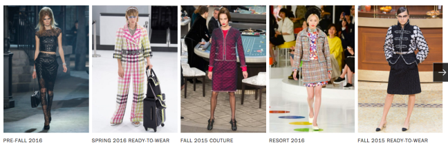 mgluxurynews Chanel Fashion Shows 2015