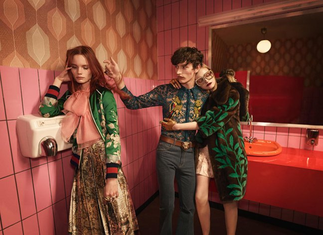 mgluxurynews Alessandro Michele Spring Summer 2016 Campaign