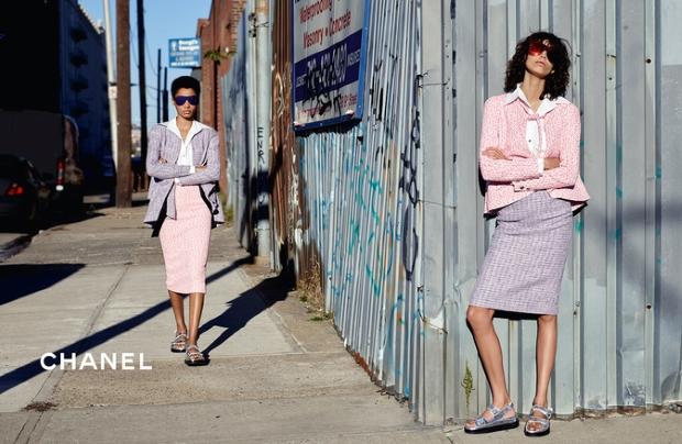 mgluxurynews Chanel SS16 Karl Lagerfeld