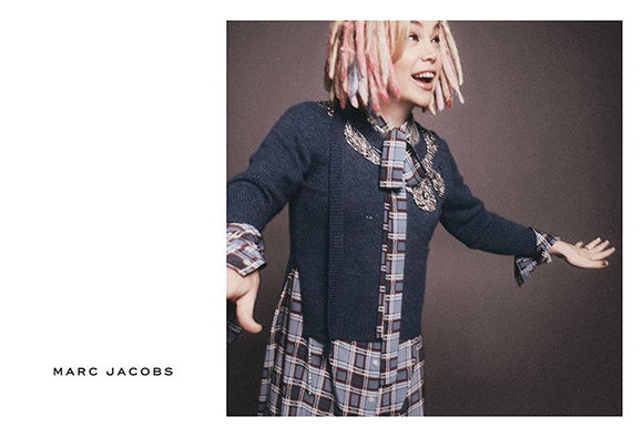 mgluxurynews Marc Jacobs trans camaign