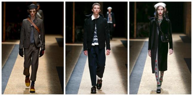 mgluxurynews Prada Menswear MFW16